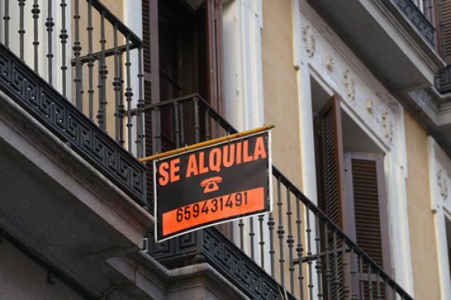 El precio del alquiler en España cae más de un 30% durante la crisis
