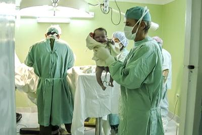 Salud condenada a indemnizar con 260.000 euros las lesiones sufridas en un parto