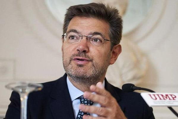 Catalá elogia el papel de su ministerio en la lucha contra la violencia de género