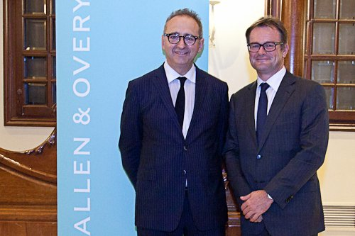 Allen & Overy celebra la inauguración de su oficina en Barcelona
