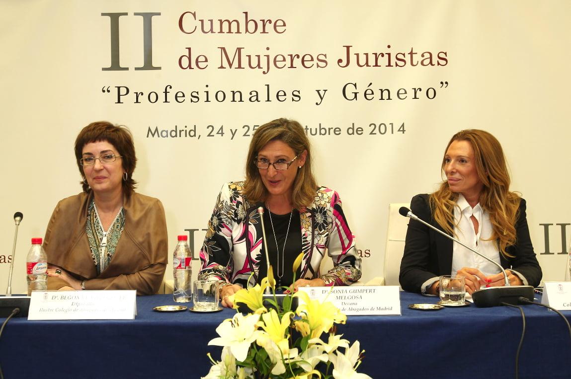 Las mujeres juristas reclaman que los jueces reciban formación obligatoria sobre violencia de género