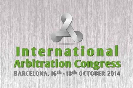 Árbitros internacionales se reúnen en Barcelona para hablar sobre la prueba pericial