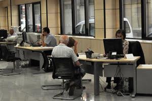 Condenado un funcionario de la Seguridad Social que revelaba datos a agentes de la Policía y el Corte Inglés