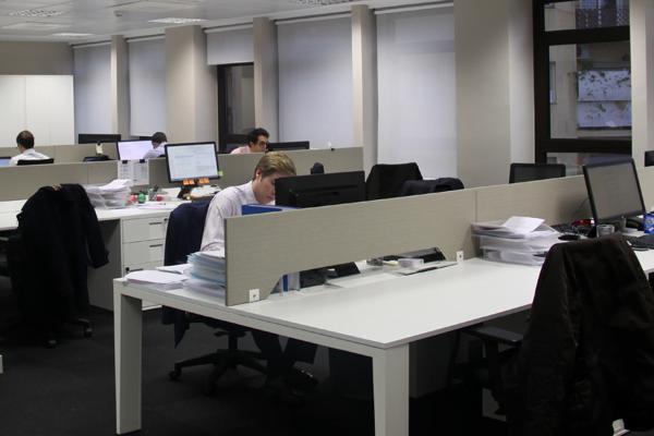 Crowe horwath inaugura nuevas oficinas en madrid diario for Oficinas caja laboral madrid