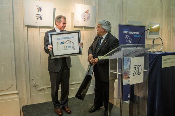 La Abogacía Española celebra sus 20 años en Bruselas
