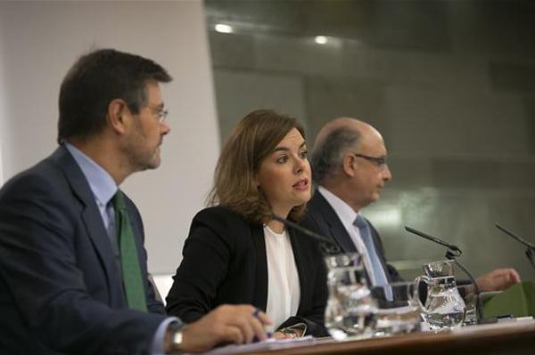 """JpD acusa al Gobierno """"de perder los papeles"""" en sus ataques a la Audiencia Nacional por liberar a dos etarras"""