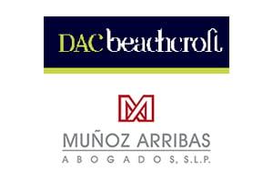 DAC Beachroft apuesta por una mayor implantación en España y se alía con Muñoz Arriba Abogados
