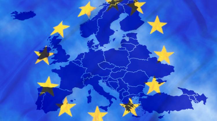 Bandera Europea Dia de la Mediación