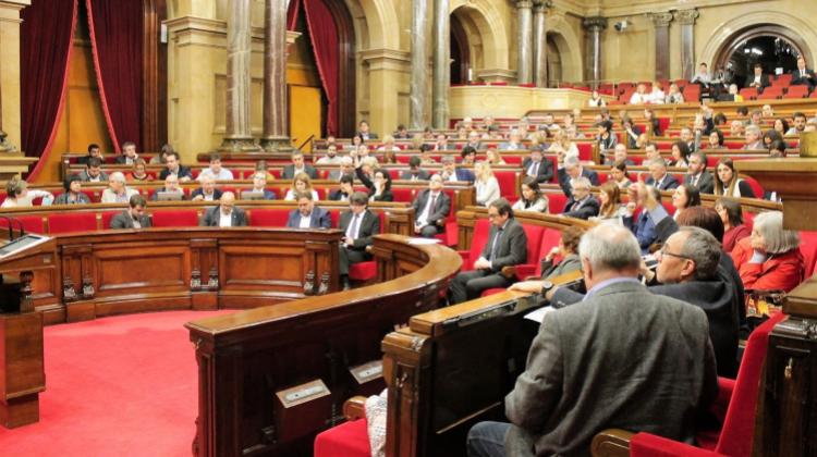 El Parlament de Cataluña declara ilegales los juicios franquistas