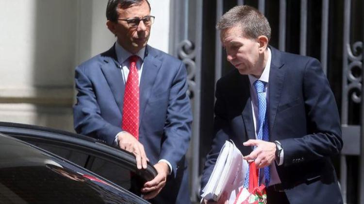 Fiscal Jefe Anticorrupción Manuel Moix