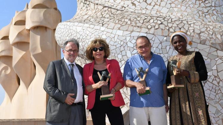 Premios Valors 2017 del Consell de l'Advocacia Catalana