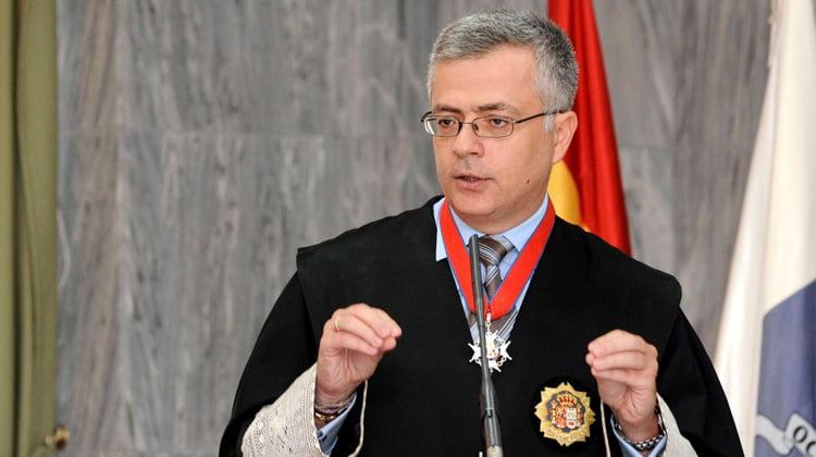 Guillermo García-Panasco nuevo Teniente Fiscal de la Secretaría Técnica
