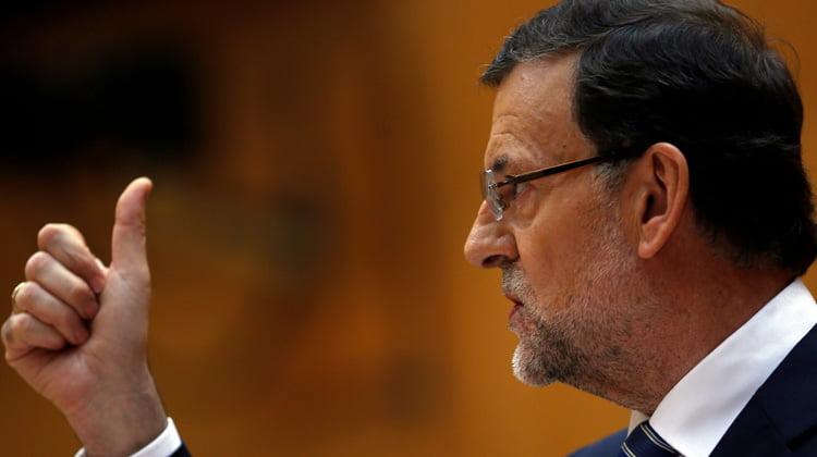 La declaración de Mariano Rajoy ante la Audiencia Nacional