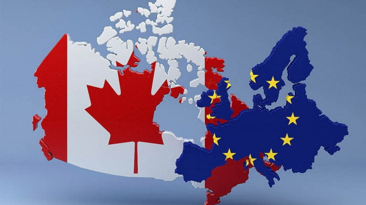 Entrada en vigor del acuerdo comercial entre la UE y Canadá