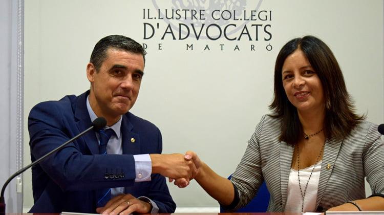 Acuerdo entre Diputación de Barcelona y el ICAMAT para ofrecer asesoramiento a los afectados por las cláusulas abusivas bancarias