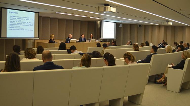 Pérez-Llorca analiza las últimas novedades y la aplicación del nuevo Reglamento de Protección de Datos europeo en materia Laboral