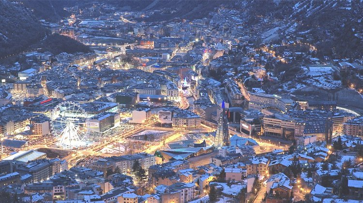 Jornada de la AECE para el estudio sobre la contabilidad y fiscalidad en Andorra