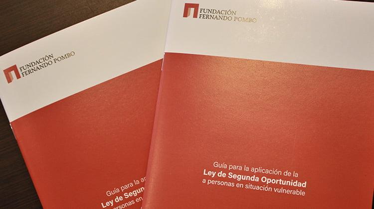 La Fundación Fernando Pombo presenta una innovadora Guía de ayuda a mujeres vulnerables