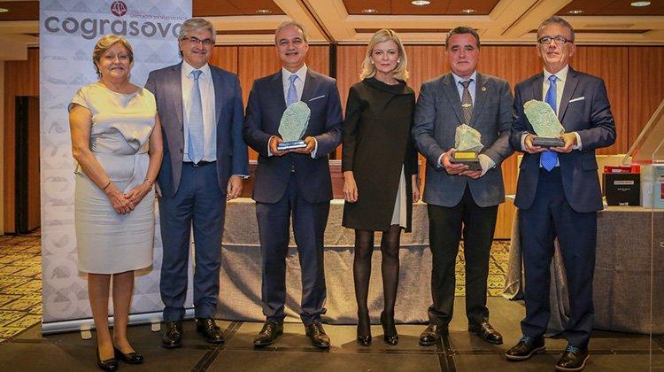 Los premios Aequitas distinguen al Tribunal de las Aguas de la Vega de Valencia