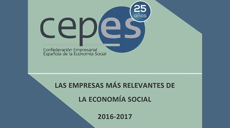 Empresas líderes protagonizan un año más el ranking de CEPES