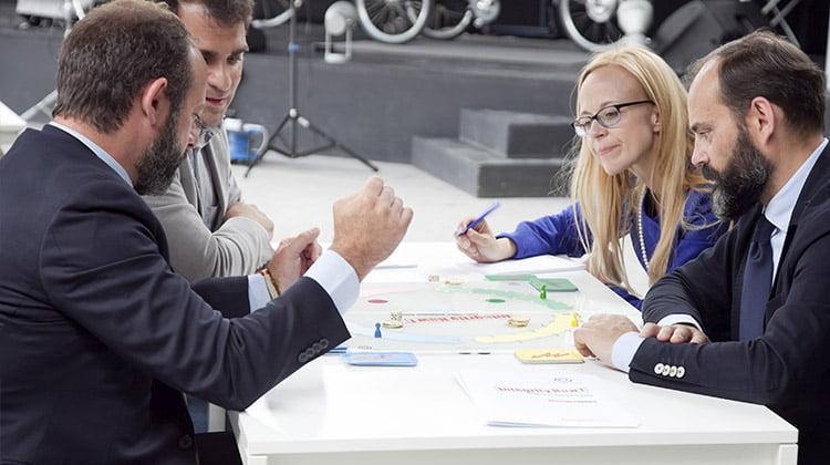 Integrity Now el juego de formación  en Compliance