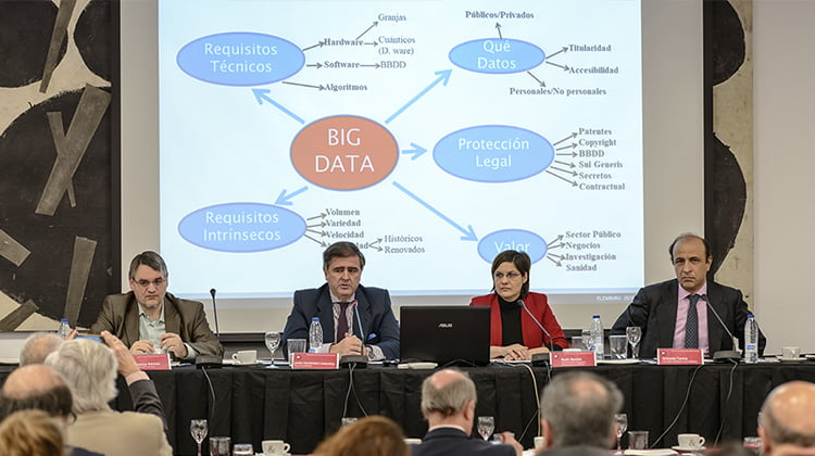 Ciberseguridad, protección de datos y secretos empresariales: las tres claves de la economía de datos del futuro