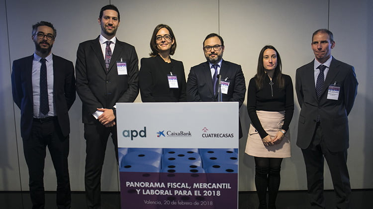 panorama fiscal 2018