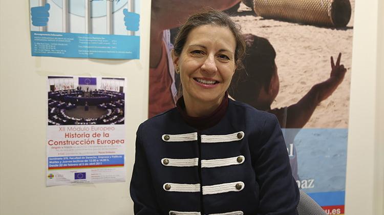 Una experta de la CEU UCH forma en Perú a jueces, fiscales y abogados en la protección internacional de los Derechos Humanos