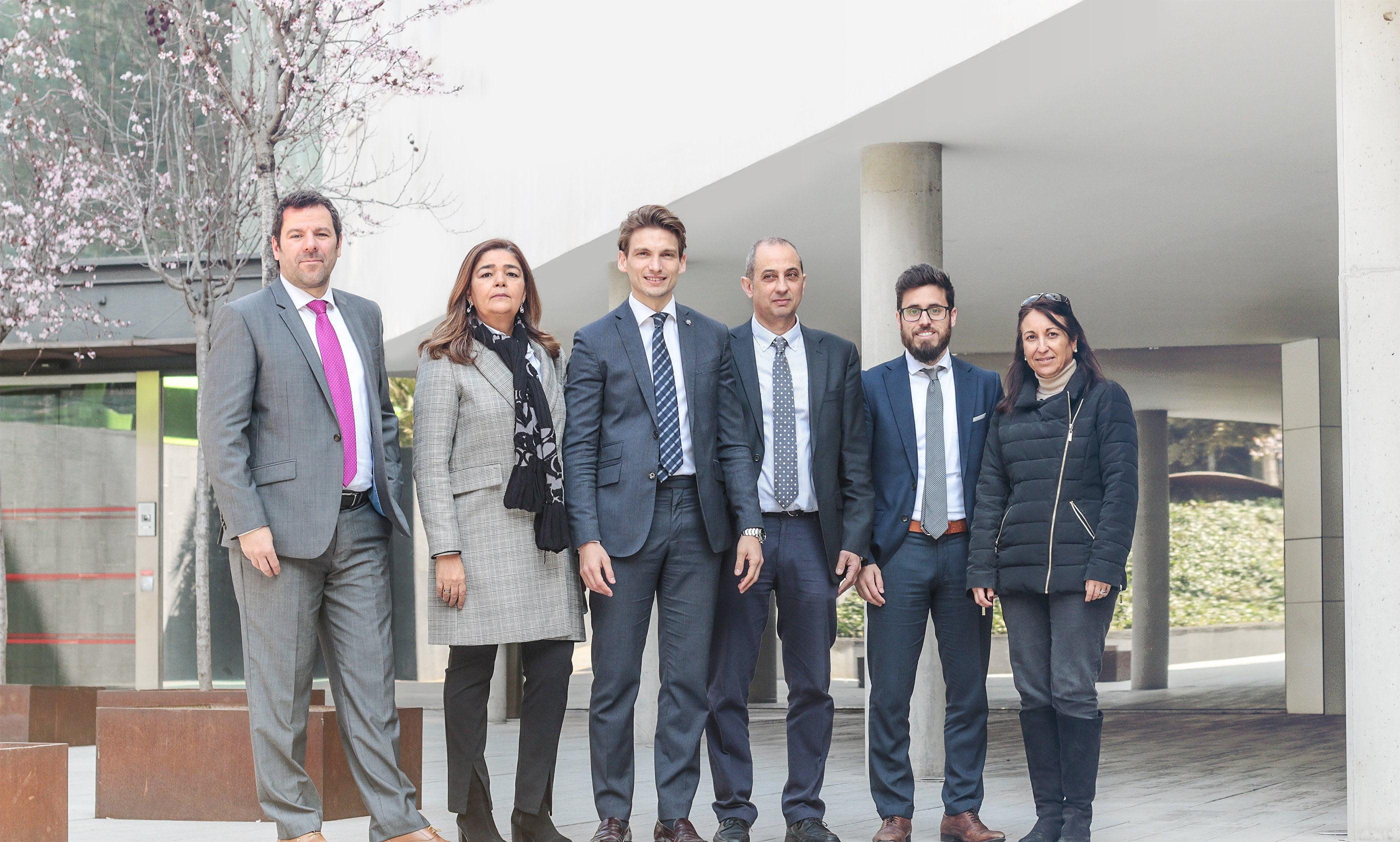 Omar Molina, candidato a la Presidencia del Colegio de Graduados Sociales de Barcelona