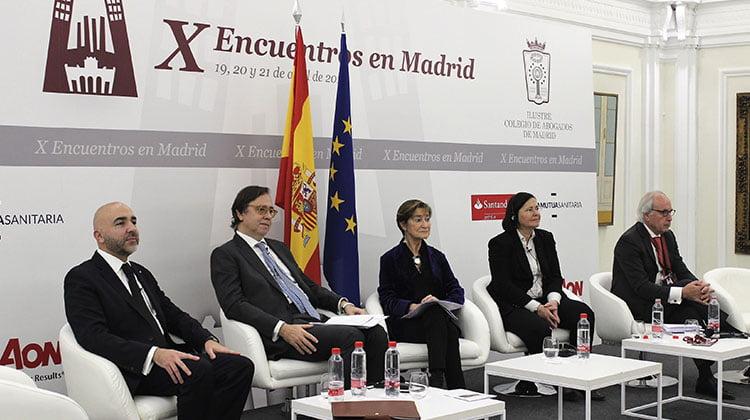 La abogacía internacional reivindica la importancia de su participación en los procesos legislativos