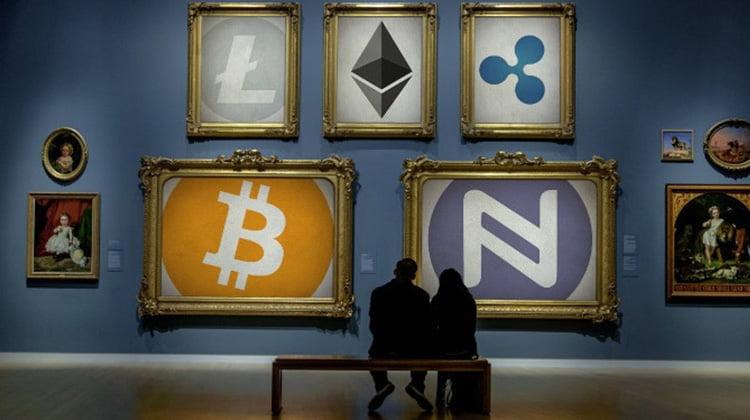 'Blockchain', el nuevo policia contra los falsificadores de obras de arte