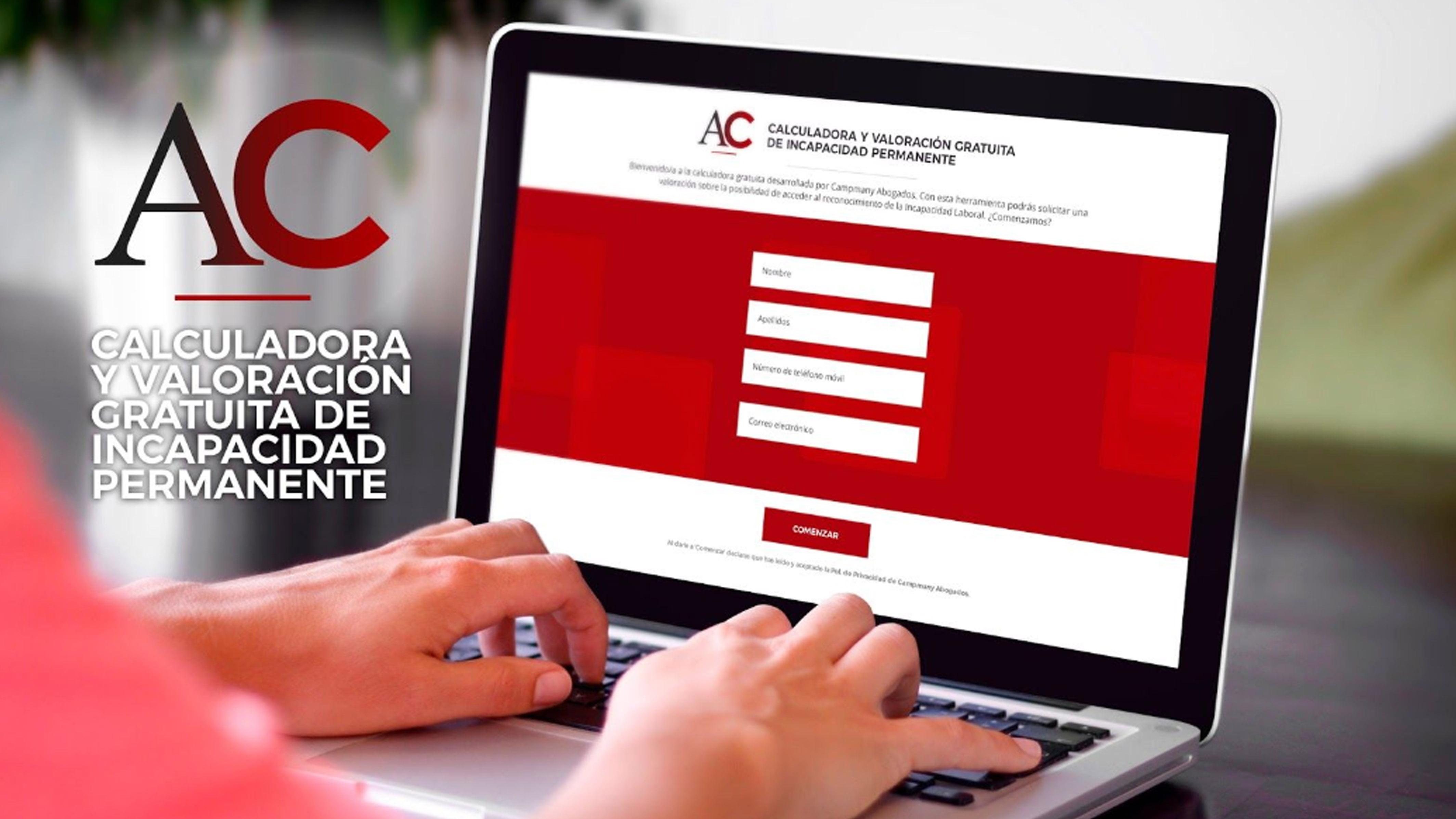 Nace una herramienta web para agilizar el acceso a la incapacidad permanente