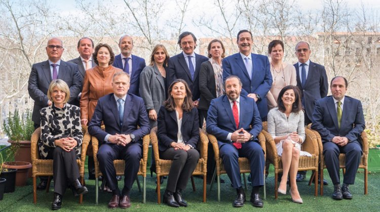 Candidatura de Gabriel de Diego para los procuradores de Madrid