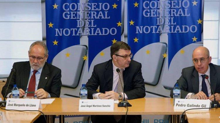 El Colegio de Registradores de la Propiedad y Mercantiles pretende arrogarse funciones propias del Poder Legislativo