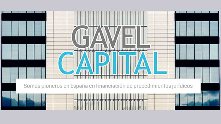 Gavel Capital, financieros de procedimientos jurídicos