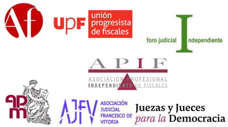 Resultado de la reuníón de las asociaciones judiciales y de fiscales con el Ministro de Justicia