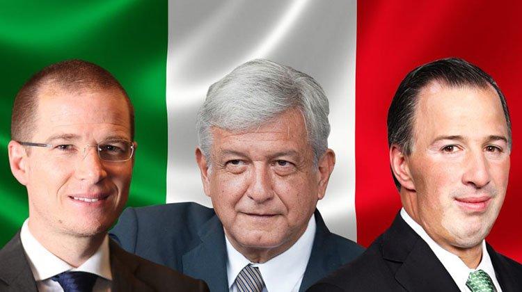 La contienda electoral del 1 de julio en México