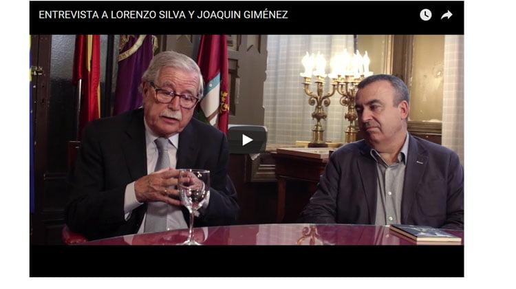 La Plataforma Cívica por la Independencia Judicial entrevista a Joaquín Giménez y Lorenzo Silva