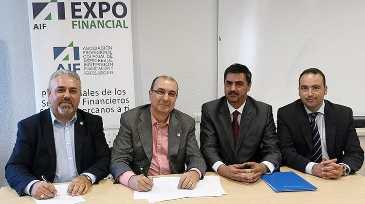 Acuerdo de colaboración entre Lexdir y la AIF
