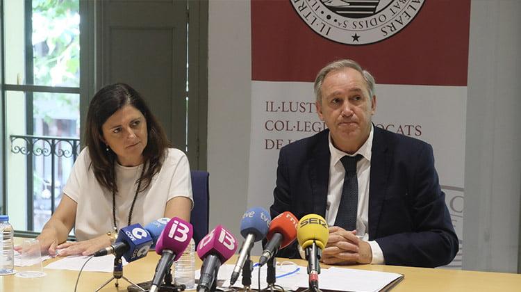 El Turno de Oficio de Baleares atiende cada día más de 110 solicitudes de justicia gratuita
