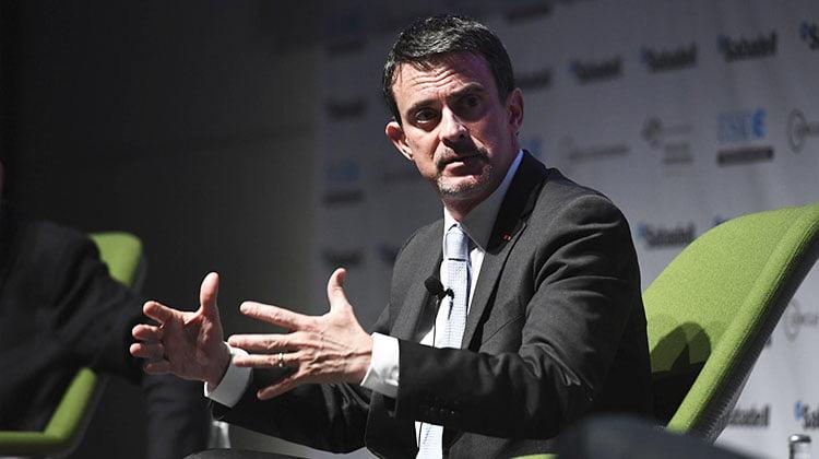 Manuel Valls, ex primer ministro de Francia, dará clases en el Grado en Derecho y Global Governance de ESADE Law School