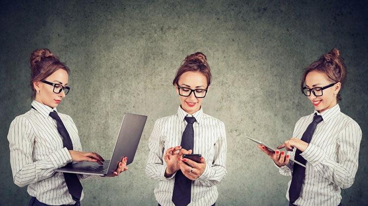 ¿Pueden controlar las empresas el uso de los móviles y otros dispositivos electrónicos por parte de sus empleados?