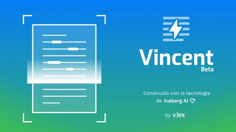vLex presenta Vincent, el asistente jurídico virtual más avanzado