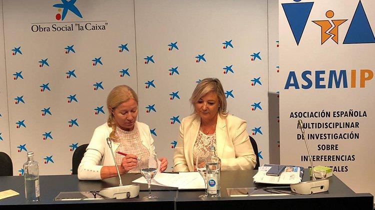 Acuerdo de colaboración entre el Consejo General de Peritos Judiciales y ASEMIP