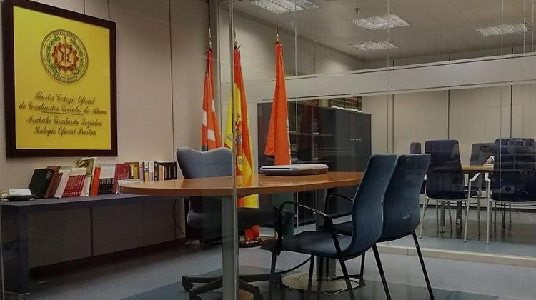 Acuerdo de colaboración entre el Ilustre Colegio Oficial de Graduados Sociales de Álava y Lexdir.