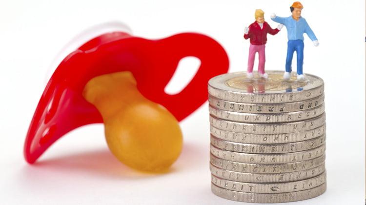 10 consecuencias del impago de la pensión de alimentos
