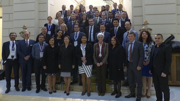 Fiscales antidroga de Iberoamérica y Europa se reúnen en Madrid para mejorar la cooperación internacional