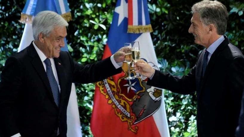 Alianza comercial entre Chile y Argentina