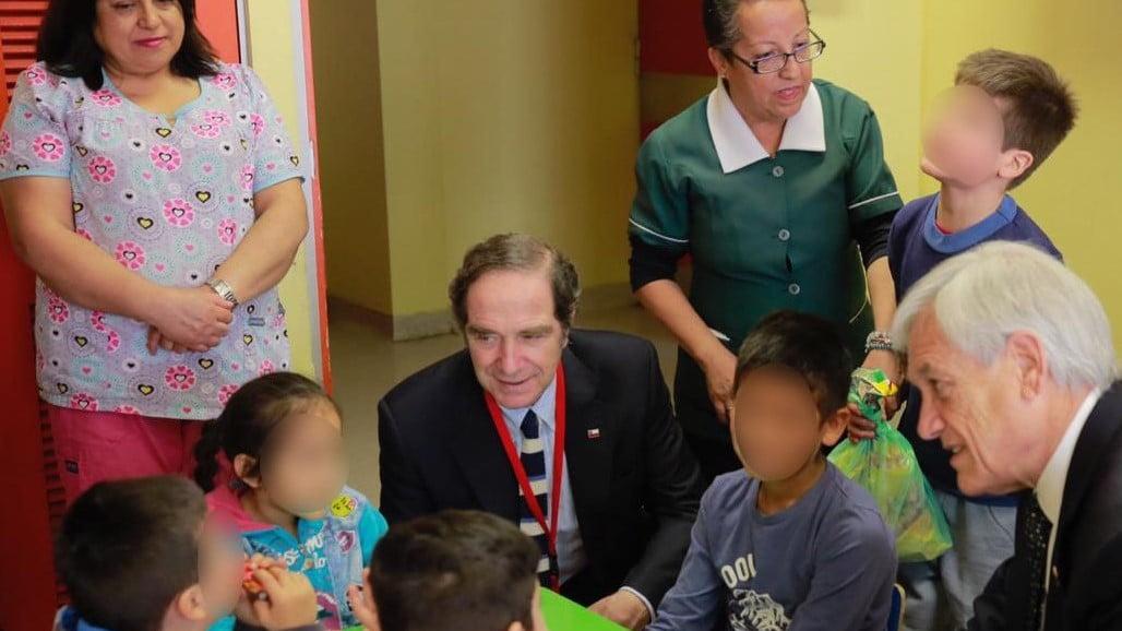 Sename busca re-vincular a los menores residentes en centros con sus familias de origen