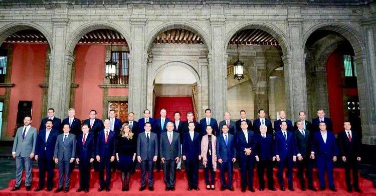 AMLO apuntó al neoliberalismo y la corrupción en su discurso ante el Senado